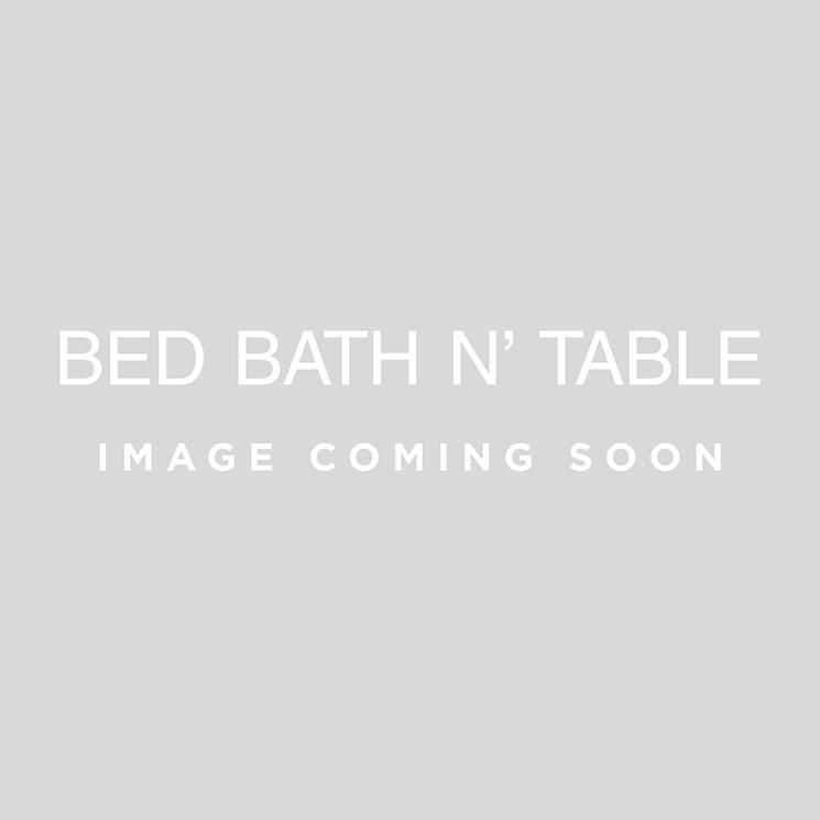 KINGSTON WAFFLE TEA TOWEL  - BLACK/ WHITE