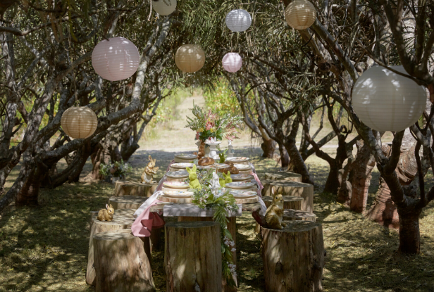 magical-easter-table