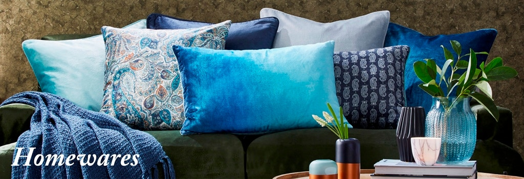 decorator cushions and throws