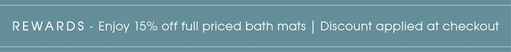Bath Mat Rewards