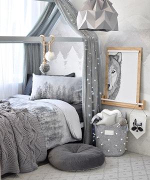 Insta-worthy kids room