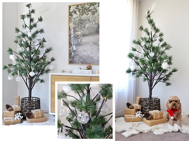 Christmas Styling Inspo: 3 Ways to Decorate a Tree Image 05