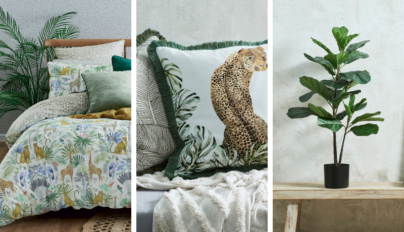 Decorate with Animal Print