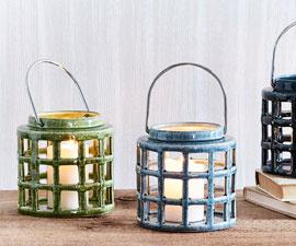 Lanterns & Lamps