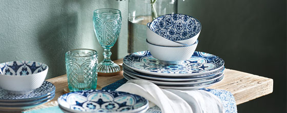 Dinnerware & Servingware