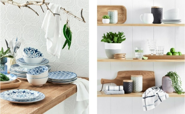 Kitchen & Dining Spring Refresh