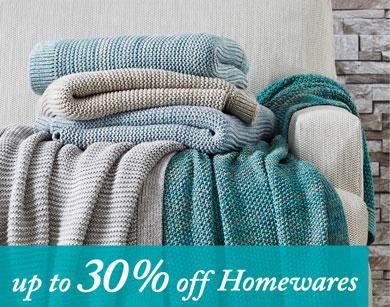 Homewares Sale