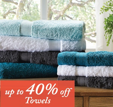 Towels Sale