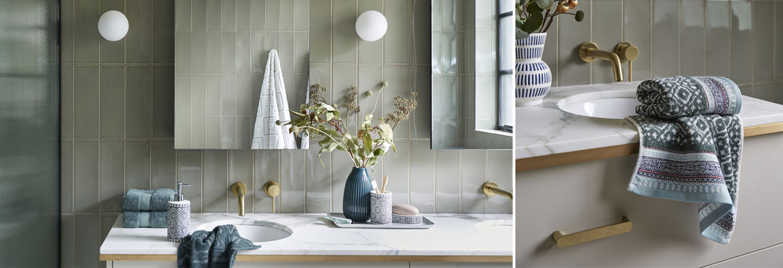 Bath Towels & Accessories