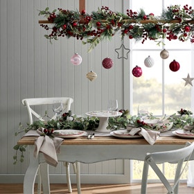 Christmas Trees Decorations Dining Christmas Shop