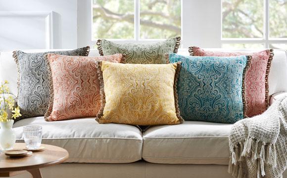 Shop Cushions & Throws