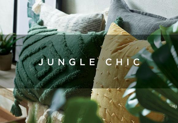 jungle chic lookbook
