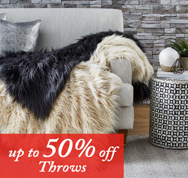 Throws Sale