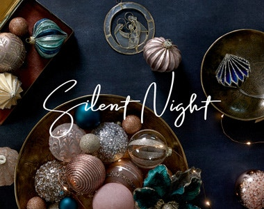 Silent Night Christmas Lookbook