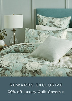 30% off Luxury Quilt Covers