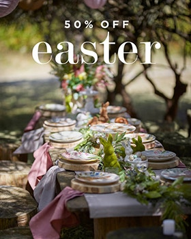Easter 50% Off