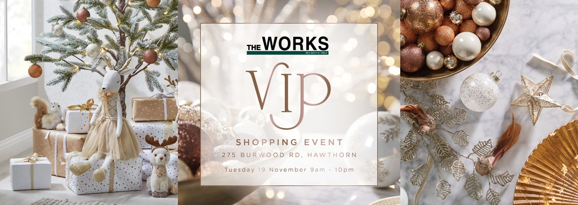 The Works VIP